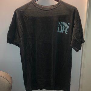 Grey YoungLife T-shirt